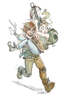 'I've thought things over and I decided that I can get behind this ship as long as they keep it cute'. AWWW!! Bethyl. Beth Greene and Daryl Dixon. The Walking Dead