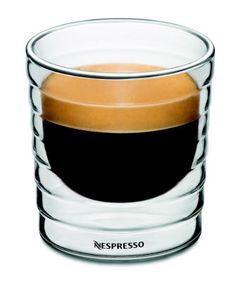 Nespresso Citiz Lungo Glass - set of 4 hand-blown double-wall glass Lungo cups (150ml): http://j.mp/18GNiJC