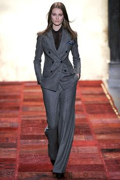 vestido completo gris