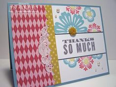 Stamped Silly: Oh Hello - Using Sentiments as Focal Points