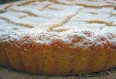 Una morbida crostata al limone, completamente priva di latticini e deliziosa.