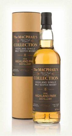 Il #whisky Highland Park 8 Years Old è l'espressione principale della Highland Park, un single malt morbido, equilibrato con un sapore pieno e ricco e un finale dolce e affumicato. http://ilchiccoduva.eu/whisky-higland-park-8-yo