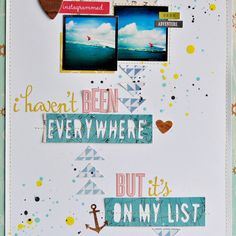 Picture of Everywhere On My List