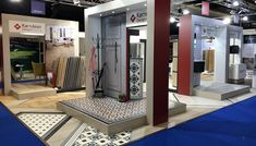 Karndean launches New Art Select designs at The Flooring Show Harrogate Floor Design, Tile Design, Karndean Design Flooring, Morris Oxford, Ideal Home Show, American Chestnut, Encaustic Tile, Floor Art, Luxury Vinyl Tile