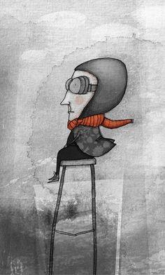 Saber 1 - Leonor Pérez - Ilustradora Chilena