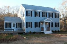 Windsor Drive Colonial for Sale in #Edgartown. #MarthasVineyard home just waiting for you to make it yours!