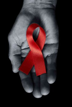 hiv images pictures | An HIV/AIDS awareness ribbon.