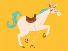 h is for horse by Lydia Nichols
