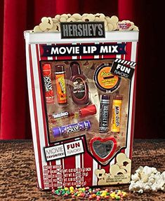Hershey®'s Lip Blam Mix Sets Chapstick Lip Balm, Eos Lip Balm, Gloss Labial, Nice Lips, Cute Makeup, Lip Care, Makeup Collection, Skin Makeup, Best Makeup Products