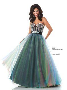 Bonny Prom Dresses - Style 3435