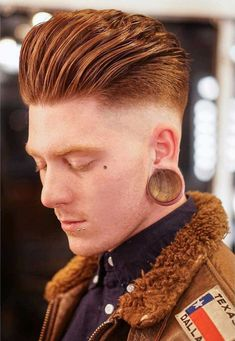 greaser hair Mens Rockabilly Hairstyles 8150 Nice 65 Fabulous Rockabilly Hair for Men Epochal Tradit 40s Mens Hairstyles, Mens Rockabilly Hairstyles, Rockabilly Hair Men, Greaser Hair, Cool Hairstyles For Men, Undercut Hairstyles, Rockabilly Fashion, Haircuts For Men, Rockabilly Style