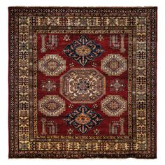 "Mojave Collection Oriental Rug, 5'10"" x 6'1"""