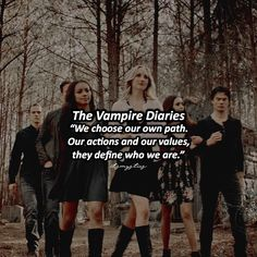 The Vampire Diaries❤️ Vampire Quotes, Tvd Quotes, Movie Quotes, The Vampire Diaries, Vampire Diaries The Originals, Whatsapp Info, Nova Orleans, Hello Brother, Vampier Diaries