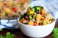 Mango, Black Bean, and Quinoa Salad-2