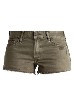 Abercrombie & Fitch FASHION - Jeans Shorts - dark green für 59,95 € (05.01.18) versandkostenfrei bei Zalando bestellen.