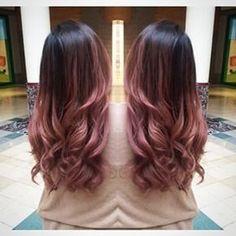 Stunning Rose Gold Hair Ideas!!!