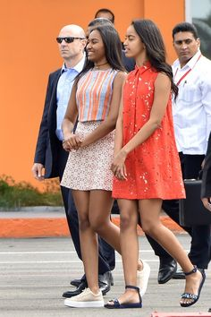 Sasha Obama Style Evolution | Teen Vogue