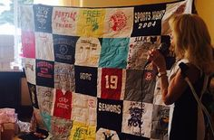 Want to love your memories even more!  Create a patchwork quilt
