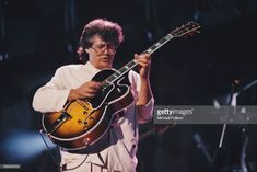 American jazz guitarist Larry Coryell - at the Guitar Legends Expo in Seville, Spain in October Larry Coryell, Seville Spain, Jazz, Legends, October, Guitar, American, Music, Sevilla