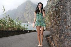 Sapphira Waiting in Sunny Madeira