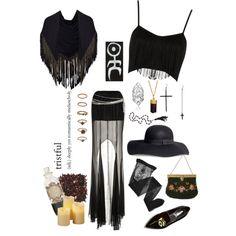 Melancholic Witch #goth #gothic #fashion