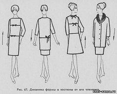 10. Основы композиции костюма - Основы художественного проектирования одежды - Всё о шитье - Шей сама