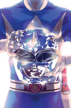 Mighty Morphing Power Rangers 00
