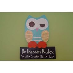 Find This Pin And More On Ideas For The House Owl Bathroom