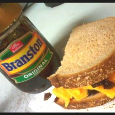 Branston pickle: best described as a sweet and tangy British salsa .... Extremely delightful on a cheese sandwich!