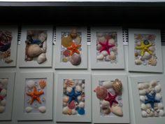 muschelbilder im fereinprogramm Advent Calendar, Holiday Decor, Frame, Home Decor, Seashells, Water, Picture Frame, Decoration Home, Room Decor