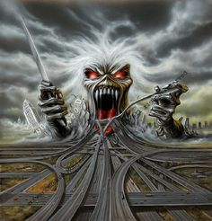 5 new photos added to shared album Black Metal, Heavy Metal Rock, Heavy Metal Bands, Power Metal, Iron Maiden Album Covers, Iron Maiden Albums, Music Artwork, Metal Artwork, Rock And Roll
