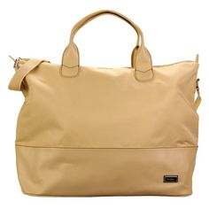 Women's Hamptons Nylon Weekender Handbag