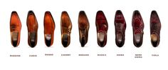 Beautiful character and depth to express the soul and spirit of Artisan shoe making.