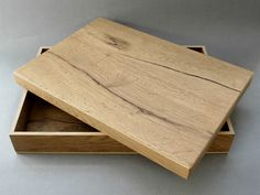 Holzbox - wood box - http://www.smg-design.de/holzbox-wood-box/