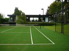 tennis court!