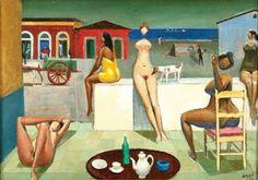 Pinturas de Carybé! | Artes & Humor de Mulher