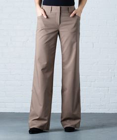 Another great find on #zulily! Caribou Flare Pants by Crane and Lion #zulilyfinds