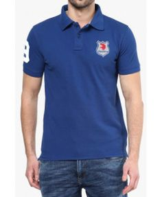 Men polo t-shirt online lowest price India. Free shipping,cash on delivery,7 days easy return policy.