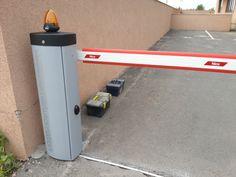 bariere acces pietonale parcari auto nice 2,4,6,8 metri