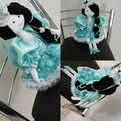 Boneca de pano.#mimosdalalapalmas