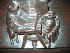 TICMUSart: Truie à l'orgue. Bordeaux (1500) (I.M.)