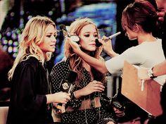 Mary-Kate en Ashley Olsen
