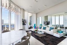 Bellini Apartment by KIS Interior Design.