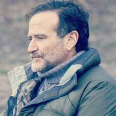 A Pensive Robin Williams Actors Male, Actors & Actresses, Robin Williams Quotes, Oh Captain My Captain, Red Skelton, People Of Interest, Stand Up Comedians, Stand Up Comedy, Attractive Men