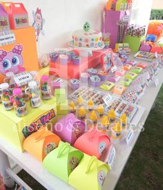 Mesa De Dulces Temática Distroller Fiestas Infantiles - $ 120.00