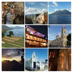 Give me a lot of Guatemala and Nicaragua. Breath taking.  #nicaragua #guatemala #lakeatitlan #volcanos #lakes #artists #mayan #culture #seeyouinguatemala #antigua #churches #antiguaguatemala