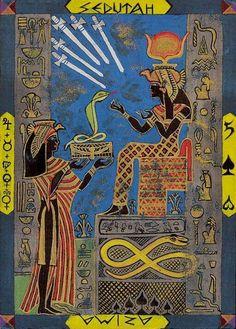 5 of swords - Kazanlar Tarot