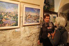 Mi mundo Naïf: EXPOSICION DE ARTE NAIF EUROPEO EN LA GALERIA EBOLI