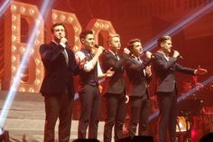 Collabro Tour 2015