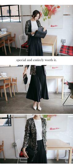 シフォンロングプリーツスカート・全3色ワンピース・スカートスカート|大人のレディースファッション通販 HIHOLLIハイホリ [トレンドをプラスした素敵な大人スタイル]